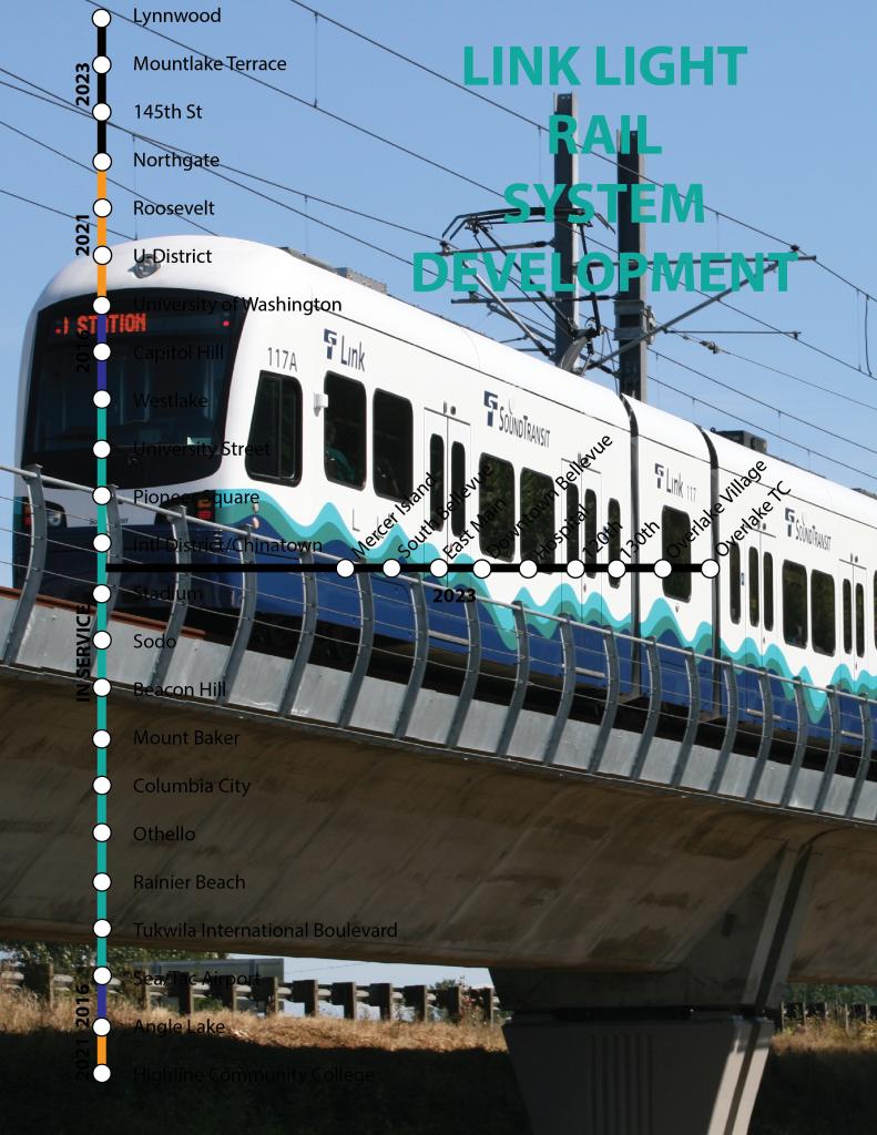 Commute Seattle Rail - Commute Seattle