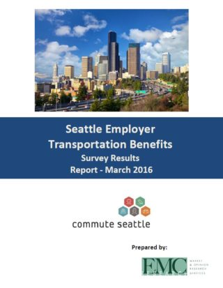 employer transportation benefits