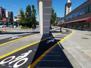 Westlake Cycle Track launch