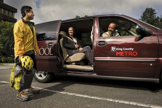 King County vanpool