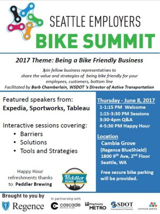 2017 Annual Seattle Employers Bike Summit