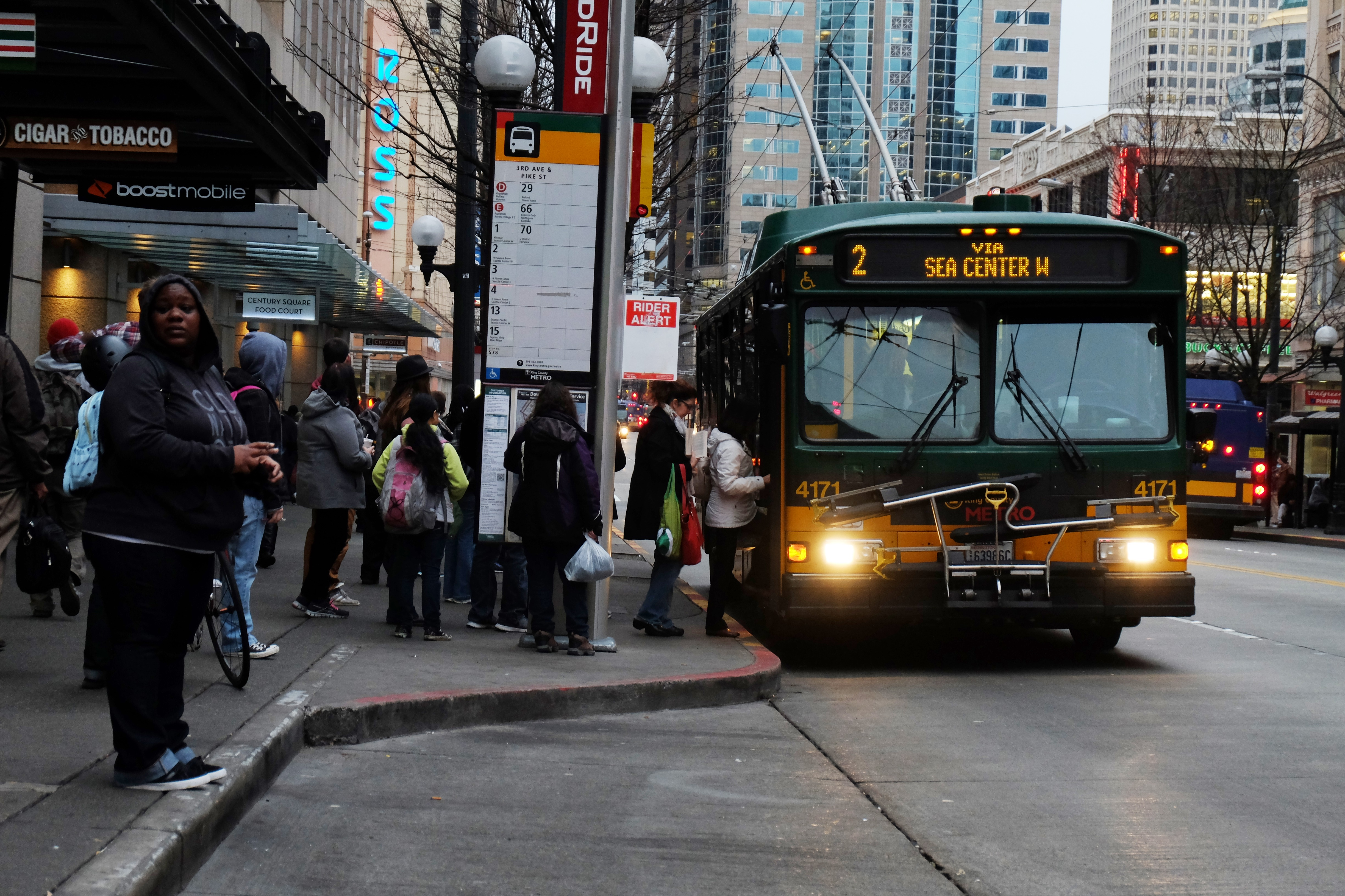 Commute Seattle Big Changes to Downtown Bus Routes in March