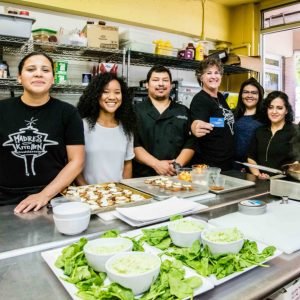 Madres Kitchen (Catering and Events) provides ORCA Business Choice via Pre-tax