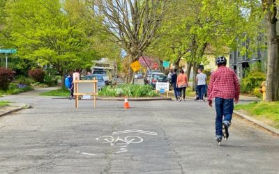 Seattle Stay Healthy Streets