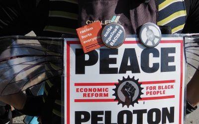 Peace Peloton's Bikes, BBQ, & Beers