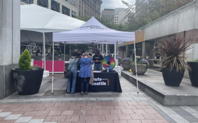 Event Recap: Welcome Back Week and PARK(ing) Day!